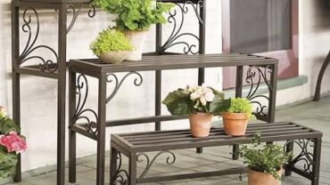Outdoor Plant Stands India